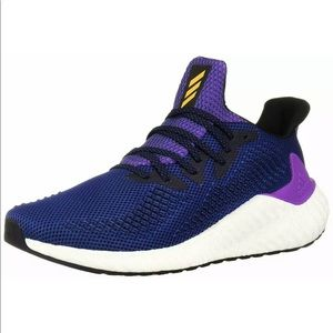 adidas Men's Alphaboost Running Shoe 9.5